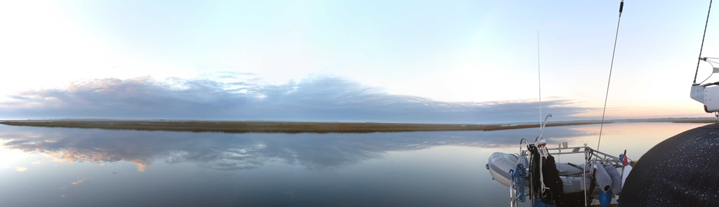 Dewees Creek Anchorage 2