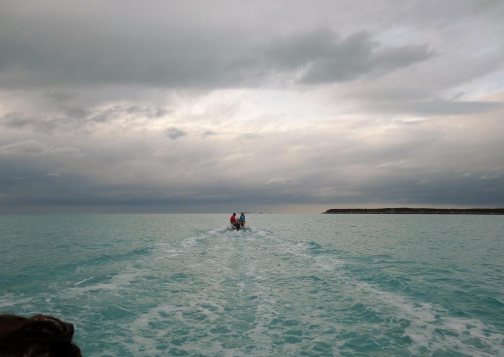 2014-01-25 Staniel Cay, Black Point, Little Farmers Cay | M