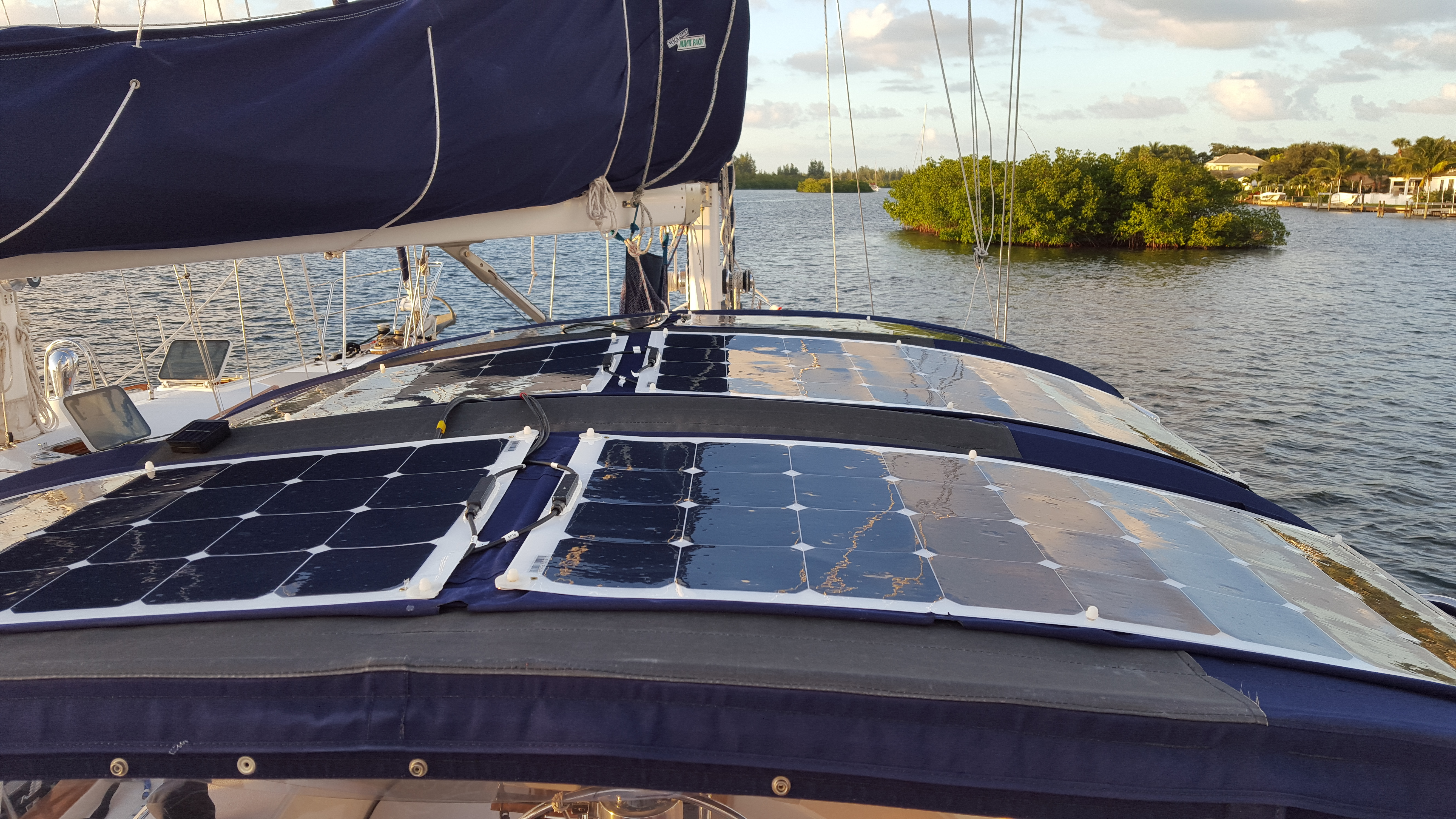 Solar Panels Part Iii The Seamless Sailor